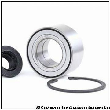 Axle end cap K95199-90011 Backing ring K147766-90010        unidades de rolamentos de rolos cônicos compactos