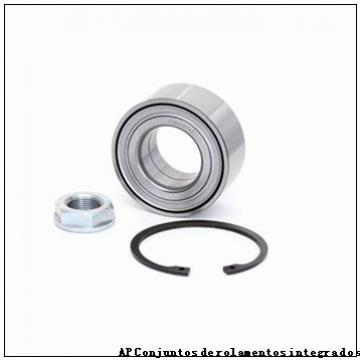Axle end cap K85517-90010 Backing ring K85516-90010        unidades de rolamentos de rolos cônicos compactos